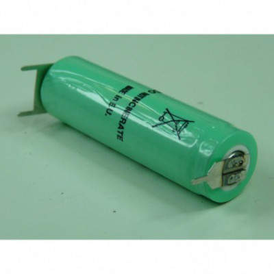 Accus Nimh industriels VHAA 1.2V 1700mAh CI 2-