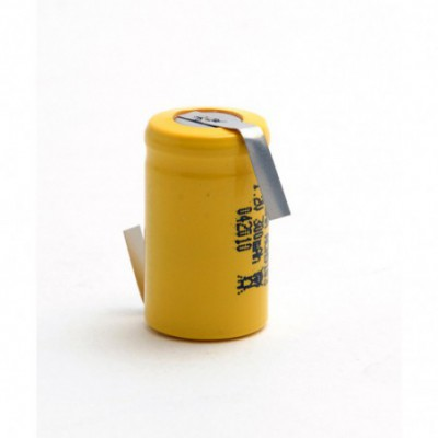 Accus Nicd 1/2 AA 1.2 volts 270 mAh HBL