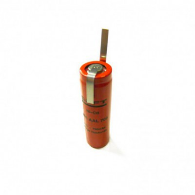 Accus Nicd VRE AA 1.2 volts 700 mAh HH