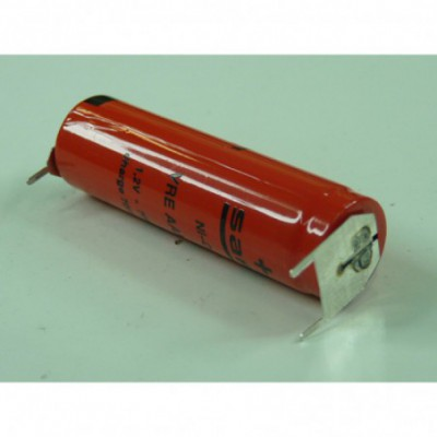Accus Nicd 1.2 volts 700 mah 3PF