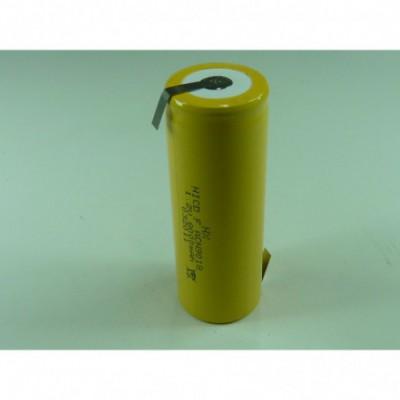 Accus Nicd F 1.2 volts 8000 mah HBL