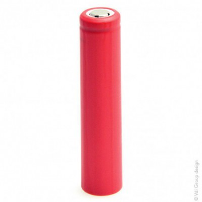 Accus Lithium-Ion EFEST 14650 (7-5AA) Li-Mn 3.7 volts 950 mah FT