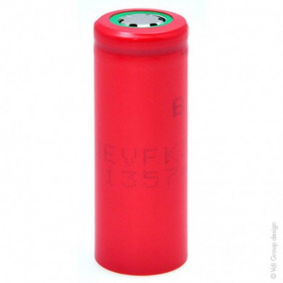 Accus Lithium-Ion SANYO UR-18500F Li-Ion FT 3.7 volts 1500 mah