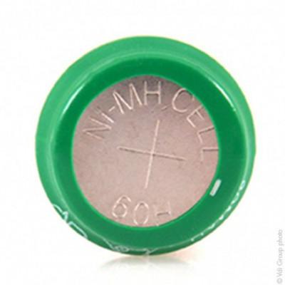 Accus Nimh industriels V80H- V60H -ESP80H 1.2V 80mAh