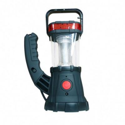 Lanterne et projecteur multifonction NX 24 LED + 19 LED rechargeable