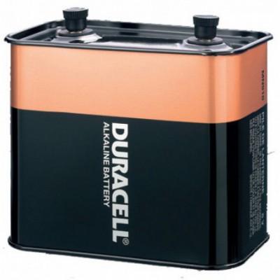 Pile alcaline 4LR25-2 - Duracell Métal