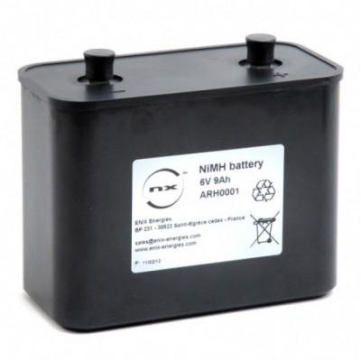 Batterie Nimh porto rechargeable