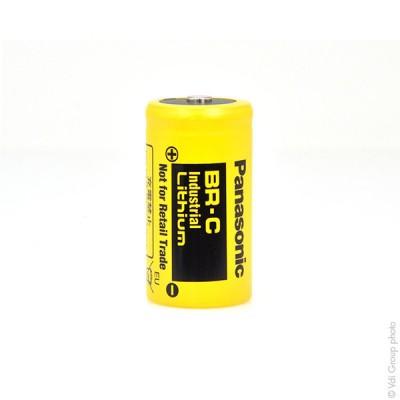 Pile lithium industrie BR- C 3V 5Ah FT