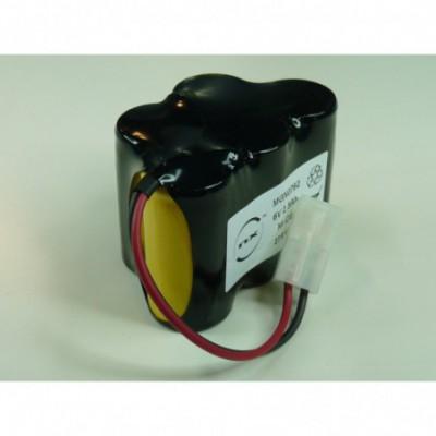Batterie Nicd 5x C 5S1P ST7 6V 2.8Ah Tamya