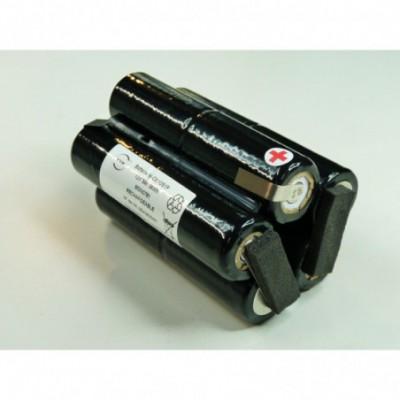 Batterie Nicd 10x C HT 10S1P ST9 12V 3Ah T2