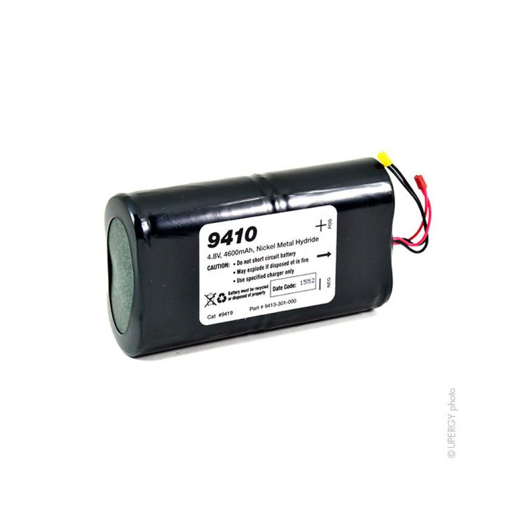 chargeur et sangle batterie Neuve /& Ampoule Streamlight Vulcan rechargeable lampe de poche