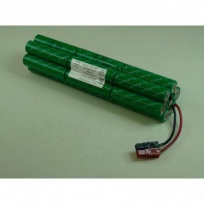 Batterie Nimh 20x 4-3A 10S2P ST4-ST5 F75 12V 7.6Ah ANDER