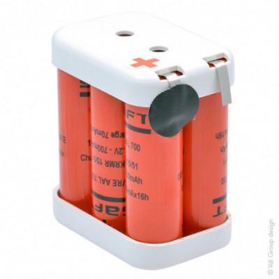Batterie Nicd 6 VRE AA 700 7.2V 700mAh