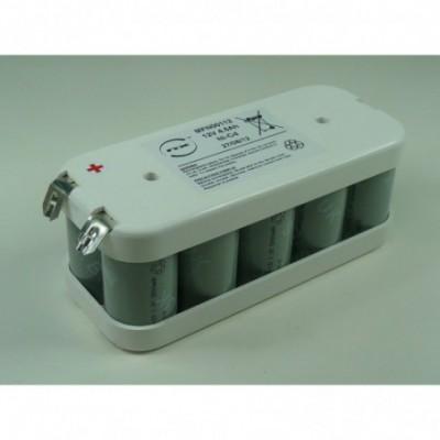 Batterie Nicd 10x D HD 10S1P ST2 12V 5Ah COSSE