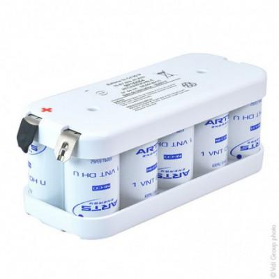 Batterie Nicd 9VTD FL 10.8V 4Ah