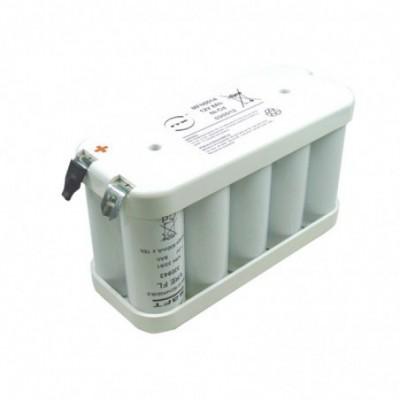 Batterie Nicd 10x F VRE 10S1P ST2 12V 8Ah T2