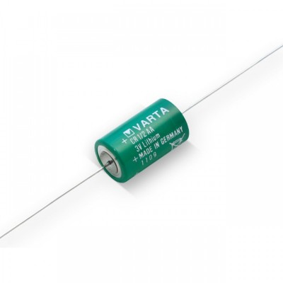 Pile lithium industrie 1/2AA AXIAL 3V 950mAh
