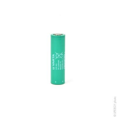 Pile lithium industrie CR AA 3V 2Ah