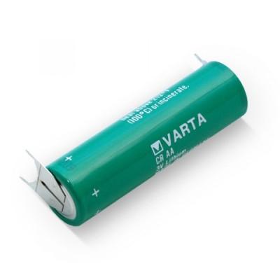 Pile lithium industrie CR AA SLF 3V 2Ah