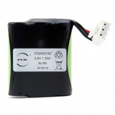 Batterie Nimh 3x AA NX 3S1P ST1 3.6V 2Ah MOLEX