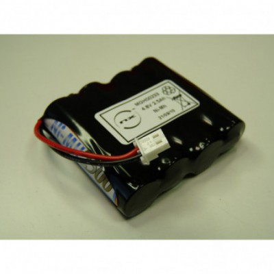 Batterie médicale SPENGLER ES60 4.8V 2500mAh MOLEX