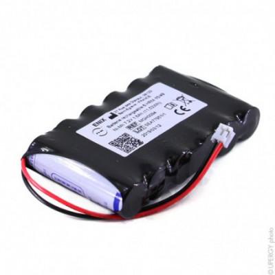 Batterie médicale Medicompex Compex 2 7.2V 1.6Ah FC