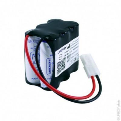 Batterie médicale  SECA 757 6S1P 7.2V 1600mAh MOLEX