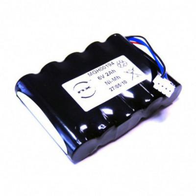 Batterie médicale SAP AGILIA de Fresen 6V 2.5Ah JST