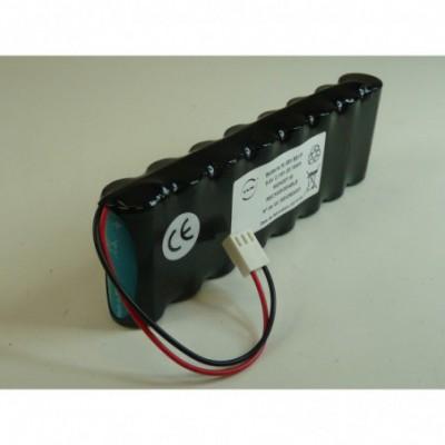 Batterie médicale  ARCOMED 8S1P 9.6V 2.1Ah 6471