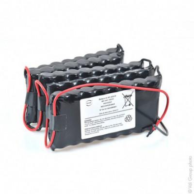 Batterie Nimh 40x 4-3A VH 40S1P 48V 3800mAh F200