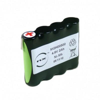 Batterie Nimh 4x AA NX 4S1P ST1 4.8V 2000mAh T2