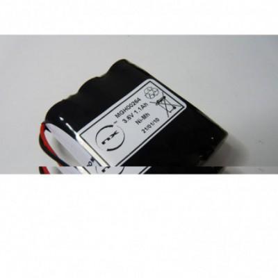Batterie Nimh 3x AA VHT 3S1P ST1 3.6V 1100mAh PHR-2