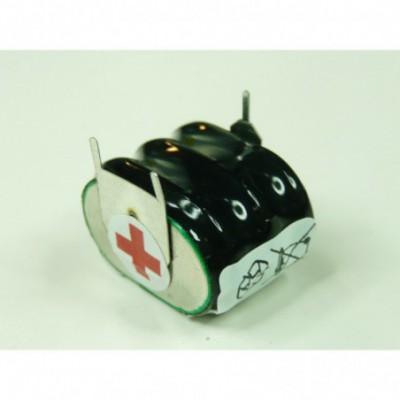 Batterie Nimh 3x V150H 3S1P ST4 3.6V 150mAh P3