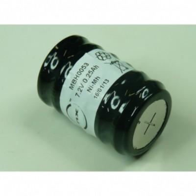 Batterie Nimh 6x V250H 6S1P ST4 7.2V 250mAh S