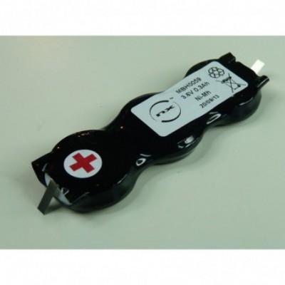 Batterie Nimh 3x CP300H 3S1P ST1 3.6V 300mAh T2