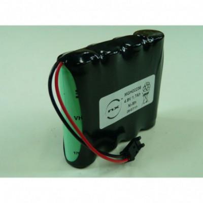 Batterie Nimh 4x AA 4S1P ST1 4.8V 2000mAh HE14