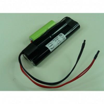 Batterie Nimh 5x AA NX 5S1P ST5 6V 2000mAh fils