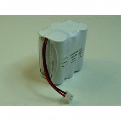 Batterie Nimh 6x AA 6S1P ST2 7.2V 2Ah FC