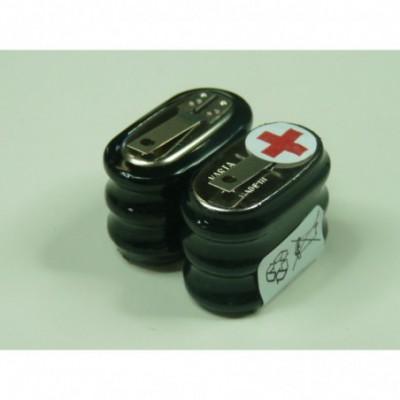 Batterie Nimh 6x V150H 6S1P ST5 7.2V 150mAh T2