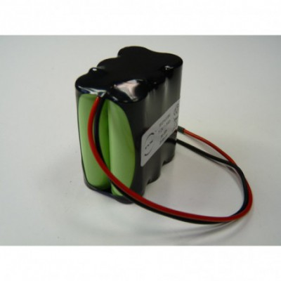 Batterie Nimh 6x AA 6S1P ST2 7.2V 1.7Ah F150