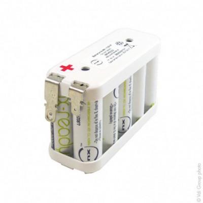 Batterie Nicd 10xAA 10S1P-ST2-SF 12V 2000mAh FAST