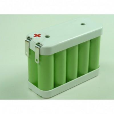 Batterie Nimh 10xAA 10S1P ST2 12V 1.1Ah T2