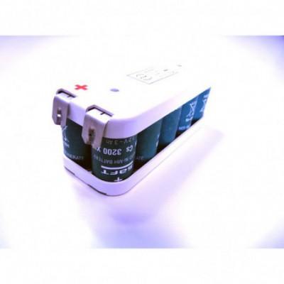 Batterie Nimh 2x5 SC3500 12V 3Ah COSSE