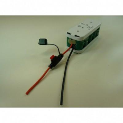 Batterie Nicd 10x VHC SC 10S1P ST2 F150 12V 3Ah