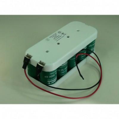 Batterie Nimh 10x D 10S1P ST2 12V 9000mAh F350