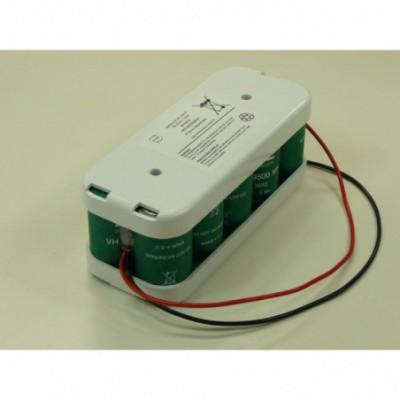 Batterie Nimh 10x D 10S1P ST2 12V 9Ah F350