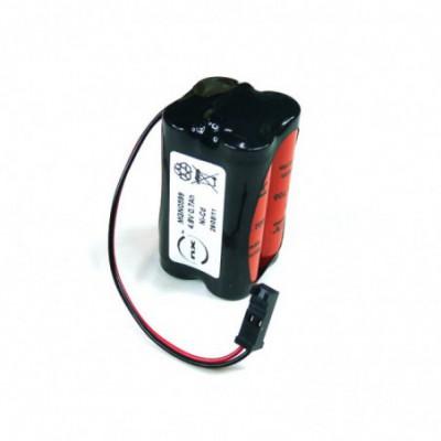 Batterie Nicd ST2-SG 4.8V 700mAh FC
