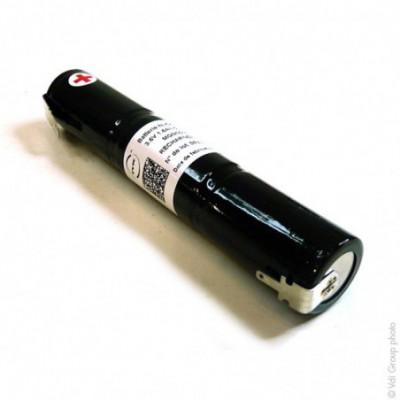 Batterie eclairage secours 3x SC VNT 3S1P ST4 3.6V 1600mAh Fast