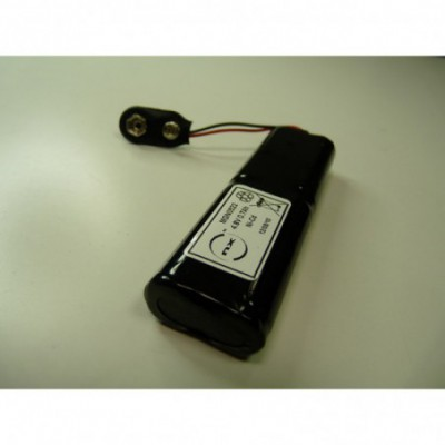 Batterie Nicd 4 x AA 4S1P ST5 4.8 700mAh FC