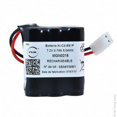 Batterie médicale SECA 927 6S1P 7.2V 700mAh FC